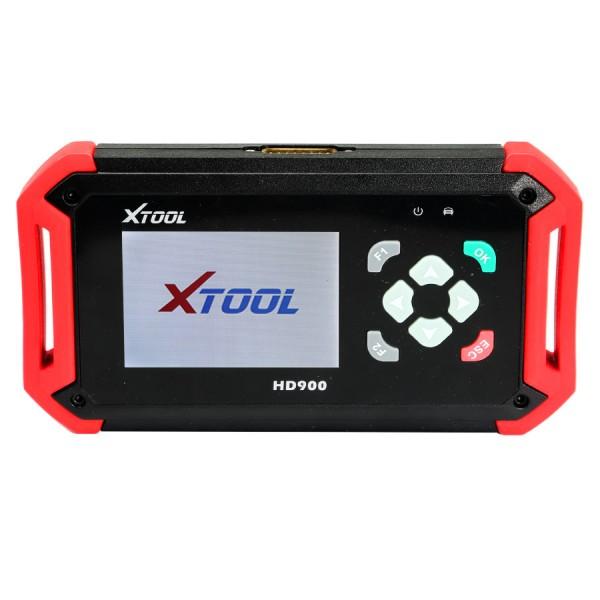 XTOOL HD900 Heavy Duty Truck Eobd2 OBD2 CAN BUS Code Reader