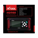 XTOOL HD900 Heavy Duty Truck Code Reader Package