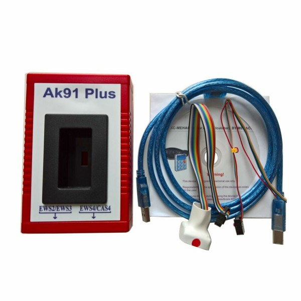 BMW AK91 Plus Key Programmer for All BMW EWS Incl EWS4.4