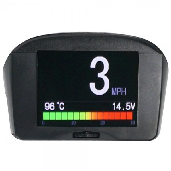 Autool X50 Plus Car Obd Hud Smart Digital Meter OBD Car Trip Computer