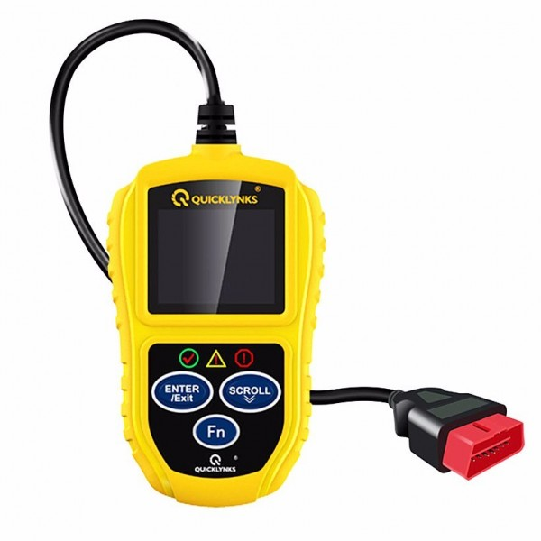 Quicklynks T49 OBD2 & Can Car Code Reader Scanner
