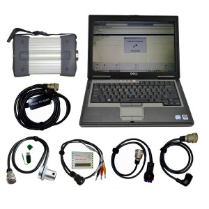 Super MB Star Top+Dell D630 Laptop For Mercedes Benz