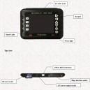 Master MST-3000 Moto Scanner