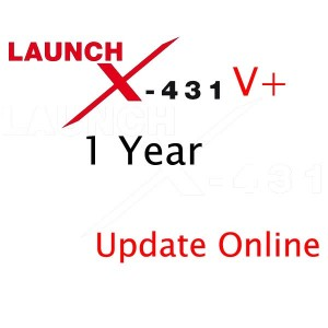 Launch X431 V Plus Update Service Online for One Year