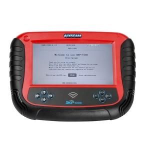 SKP1000 Tablet Auto Key Programmer Original VXSCAN Replace CI600 Plus and SKP900