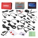 Launch X-431 V+ With Heavy Duty Module Packing List
