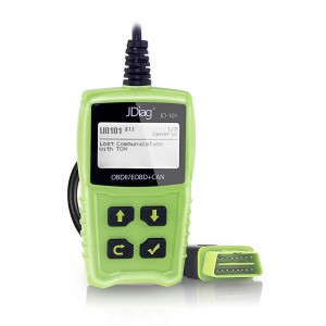JDiag JD101 Code Reader for OBDII/EOBD/CAN Better Than AUTOPHIX OM123