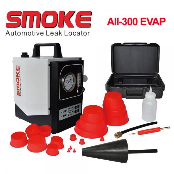 Smoke Automotive Leak Locator ALL-300 Uses Mineral Oil To Generate Smoke