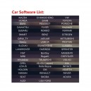 Launch icascan car software list