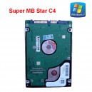 Super MB Star C4 Software HDD 2018-09 Win7 Benz Diagnostic Tool
