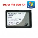 Super MB Star C4 SSD Software 2018-09 Win7 for Mercedes Benz