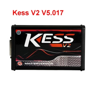 Kess V2 V5.017 No Token Limited with Red PCB Online Version