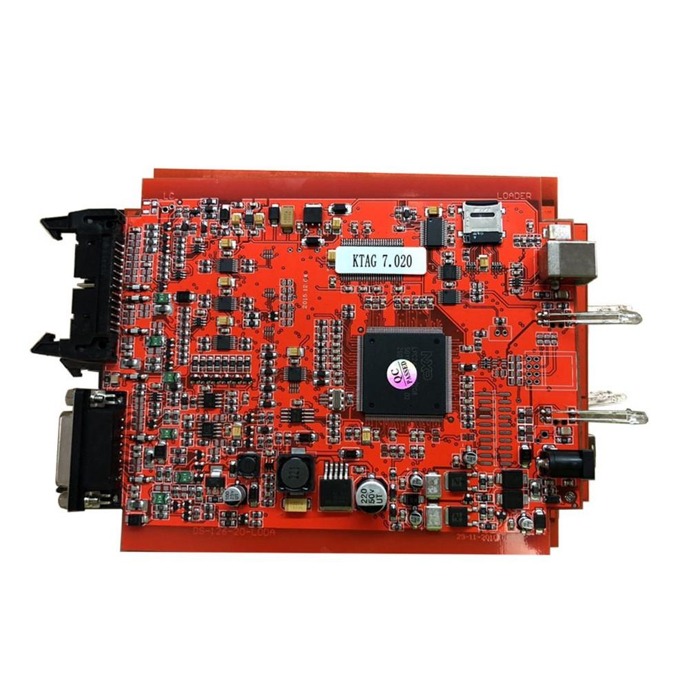 KTAG RED PCB