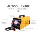 AUTOOL BX-402 Brake Fluid Bleeder for 12V Cars