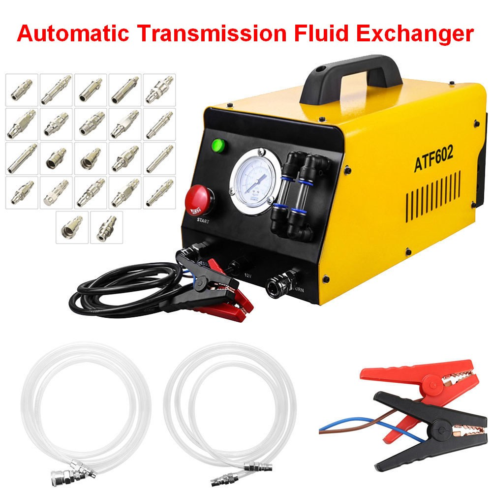 AUTOOL ATF602 Automatic Transmission Fluid Exchanger