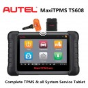 Autel MaxiTPMS TS608 Tablet TPMS Scan Tool Update Online