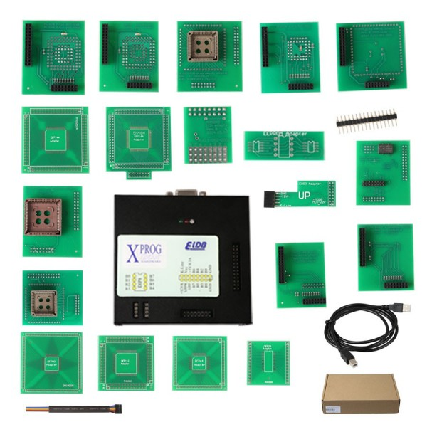 XPROG-M V5.55 ECU Programmer X-PROG M BOX Software V5.5.5