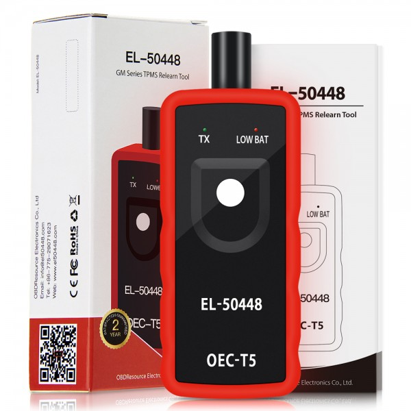 EL50448 TPMS Reset Tool for GM Opel TPMS Activation Tool