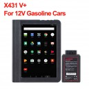 Original Launch X431 V+ Wifi/Bluetooth Global Version For Gasoline