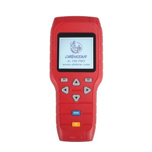 X100 PRO Key Programmer Type for IMMO+Odometer+EEPROM
