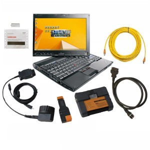 Super BMW ICOM A2 With Lenovo X61T Laptop