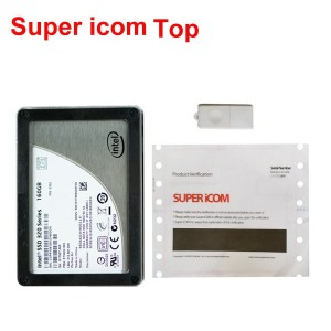 Super ICOM Software SSD TOP Version Update Online