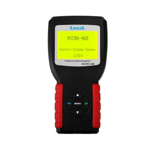 AUGOCOM MICRO-468 Battery Conductance & Electrical System Analyzer