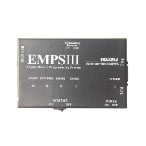 Isuzu EMPS3 Truck Scanner For Diagnostic And Programming