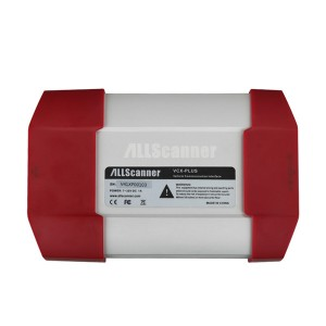 AllScanner VCX -PLUS MULTI 3 IN 1 For Toyota Honda JLR