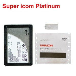 Super iCOM Platinum Edition SSD Update Online