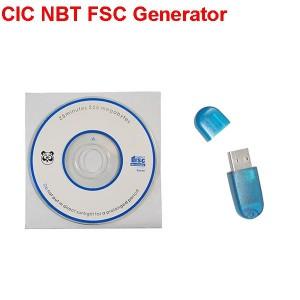 BMW FSC Generator CIC NBT FSC Navigation Code Generator