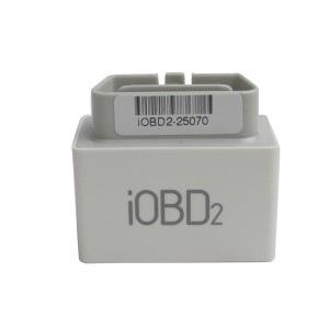iOBD2 iPhone Android Bluetooth OBD2 EOBD Auto Scanner