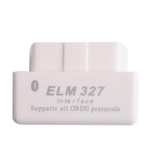MINI ELM327 Bluetooth White