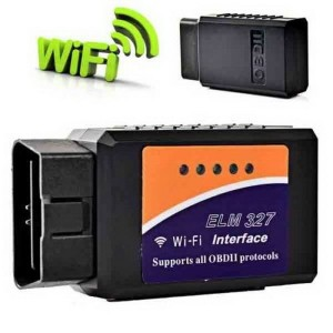 WIFI ELM327 Wireless OBD2 Auto Scanner for iPhone iPad iPod
