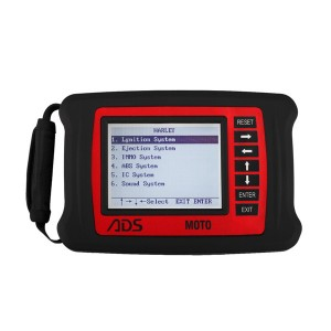 ADS5302 HARLEY Handheld Motorcycle Diagnostic Scanner