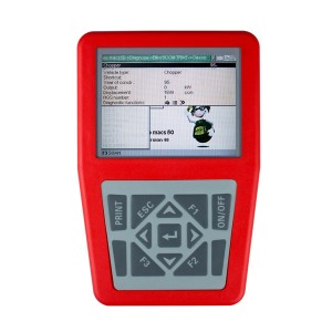 iQ4bike Motorcycles Diagnostic Tool