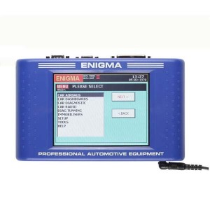 Enigma Tool Mileage Correction Tool