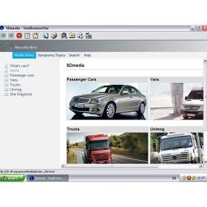 Benz SD Media 2014.01