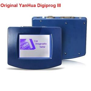 Original YanHua Digiprog III Digiprog 3 Odometer Master Programmer