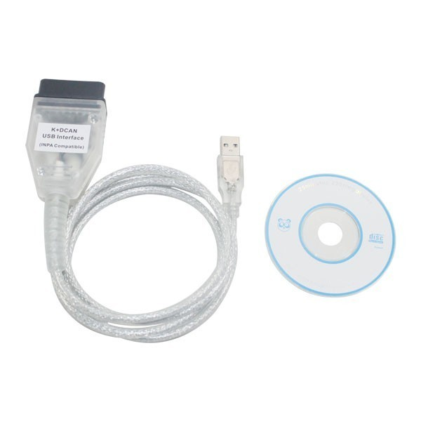 BMW INPA K+DCAN Cable