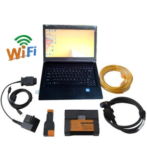 Wifi BMW ICOM A2 + E49 Laptop Refurbished Lenovo Laptop