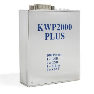 KWP2000 Plus ECU Remap Flasher Programmer