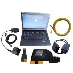 BMW ICOM With E49 Laptop