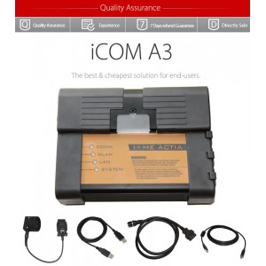 BMW ICOM A3 With Software HDD