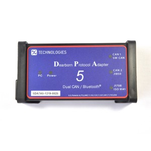 DPA 5 Dearborn Protocol Adapter 5 Commercial Vehicle Diagnostic Tool