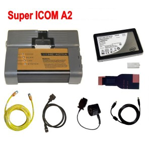 Super ICOM A2 Top Version BMW Diagnostic Tool