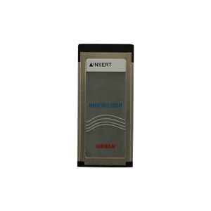 Nissan Consult-3 plus Security Card