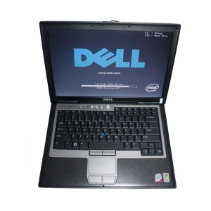 Dell D630 Laptop For BMW ICOM/SD Connect C4/MB Star C3