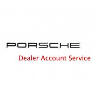 Porsche Piwis II Online Coding Service for one time