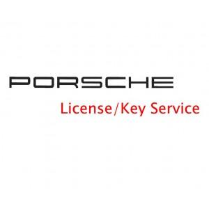 Porsche Piwis II License Service Never Expire Piwis Tester 2